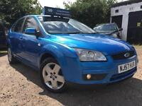 Ford Focus 1.8TDCi 2007 Style 3 MONTHS WARRANTY INCLUDED 4dr Diesel
