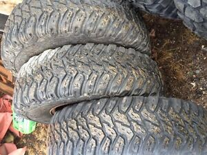 235 65 R16 Trail master tires