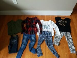 Girls 5T clothes