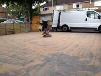 professional paving and driveways
