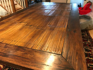 Teak Dining Room Table $350 OBO