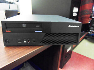 LENOVO THINKCENTER M58P ET M57P
