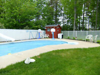 Raised Ranch in Riverview with Attached Garage! Inground Pool