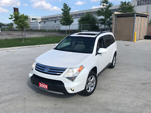 2009 Suzuki XL7, AWD, 7 Passenger, Auto, 3/Y warranty available.