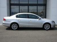 2015 Volkswagen Passat 2.0 TDI BlueMotion Tech Executive (s/s) 4dr