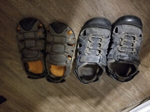 7t and 8t summer shoes