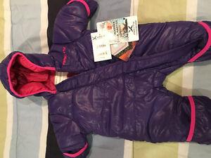 Arctix baby snowsuit