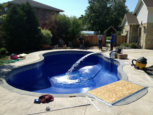 Swimming pool openings, liner instllation and renovations Kitchener / Waterloo Kitchener Area image 8