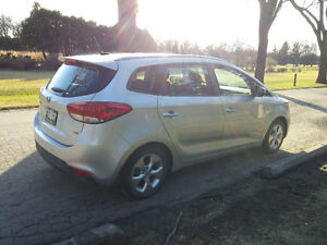 Kia Rondo LX+ 7 seats / Low KM and NO ACCIDENTS