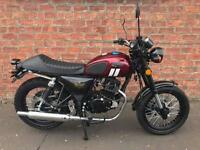 Euro 4 Lexmoto Valiant 125 learner legal own this bike for only £12.39 a week