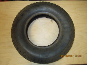 Pneus brouette wheel barrell tire new !