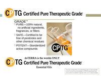 Thursday Nov 29th -Therapeutic Grade Essential Oil Class