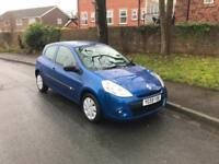 2009 Renault Clio 1.2 Extreme MOT 10/18 FULL SERVICE HISTORY 77K £80 PER MONTH