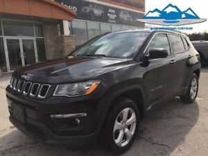 2018 Jeep Compass North  - Bluetooth,