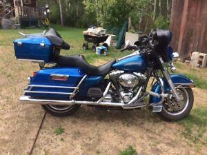2006 Harley Davidson FLHTC