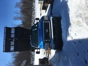 2003 Ford F 450 dump