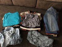 Boys bundle of clothes 9-10