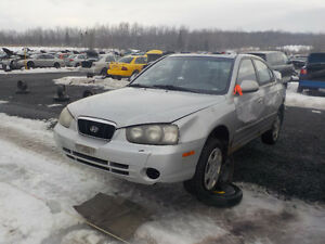 2003 Hyundai Elantra Now Available At Kenny U-Pull Cornwall