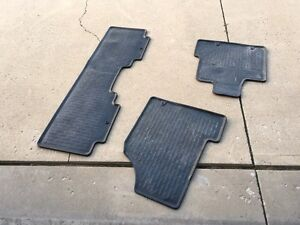 Honda Ridgeline All Weather Floor Mats