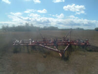 Case 22ft deep tillage cultivator
