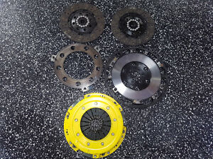 ACT Twin Disc T1S-G05 LS1 T56 Camaro Corvette Clutch Kit street