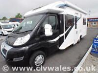 Bailey Approach Autograph 745 Fixed Bed Motorhome MANUAL 2014/64