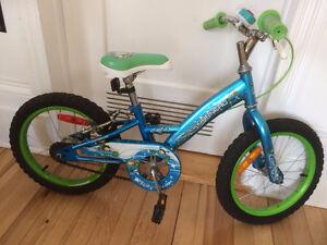 Vélo pour enfant Louis-Garneau 16 po