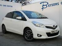 2012 62 Toyota Yaris 1.0 VVT-i ( 69bhp ) Edition for sale in AYRSHIRE