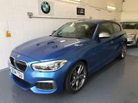 2015 BMW 1 Series 3.0 M135i M Sports Hatch 3dr Petrol Manual (start/stop)
