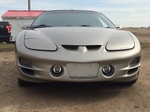 1999 Pontiac Firebird Trans Am Coupe (2 door)