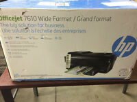 HP 7610 Wide Format All-In-One Multifunction Printer