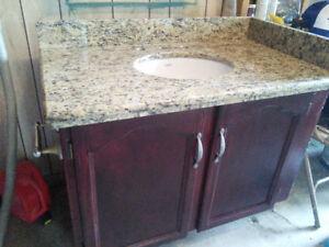 Granite Vanity Top / Vanity