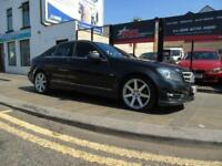 2012 Mercedes-Benz C Class 2.1 C220 CDI BlueEFFICIENCY Sport 7G-Tronic 4dr