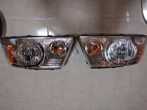2004-2008 Used After Market Ford F150 Head Lights (Pair)