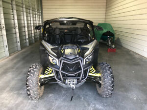 Can-Am Maverick x3 turbo