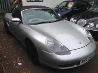 2000 Porsche Boxster 3.2 986 S 2dr