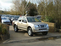2004 Isuzu Rodeo Denver 3.0 Intercooler Diesel Manual