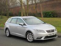 Seat Leon 1.6TDI ( 110ps ) ( s/s ) Ecomotive Sports Tourer 2014 SE Tech Pack