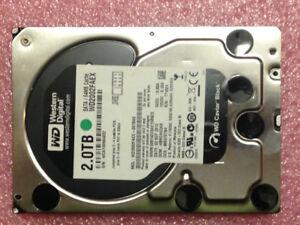 Western Digital Desktop SATA Hard Drive 2TB Black Edition