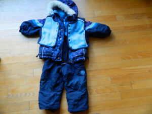 girl winter suit 12 months