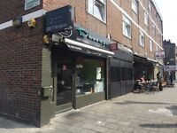 A3 Indian & Sushi takeaway, business for Sale, Let, can introduce Chinese, 2 kitchen, HOXTON, N1