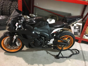 2007 clean title 600rr part out