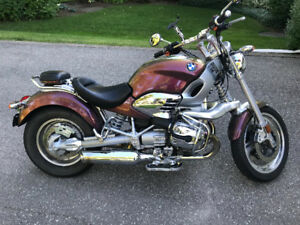Rare BMW R1200C Cruiser with Low KMs