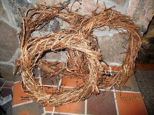 Grapevine Wreaths - NEW