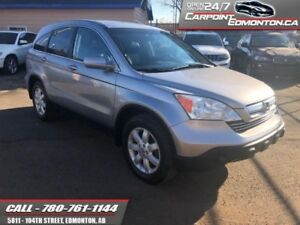 2007 Honda CR-V EX-L...AWD...LOADED  - Trade-in