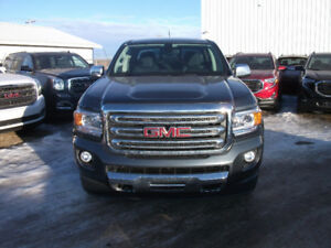 ***Pre-Owned*** 2017 GMC Canyon 4WD SLT