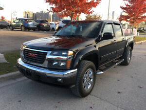 2012 GMC Canyon SLE Z71 OFF Road 4X4. One Owner, Safety,Warranty
