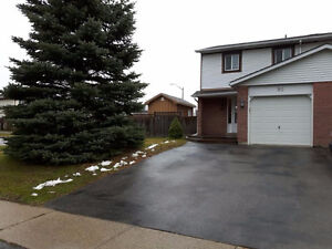 Town Home for Lease - End Unit