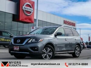 2018 Nissan Pathfinder 4x4 SV  - Certified - Bluetooth - $203.17