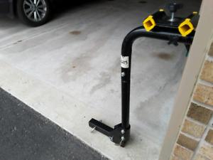 Heavy Duty 4 Bicycle Bike Rack